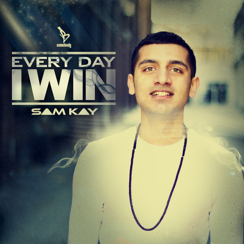 'Everyday I Win' EP cover - Out 4th June!