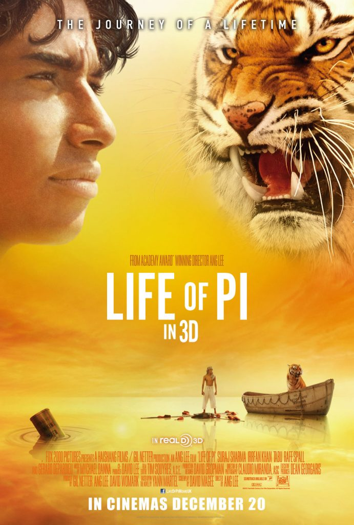 Life of Pi Launch