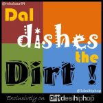 Dal Dishes The Dirt
