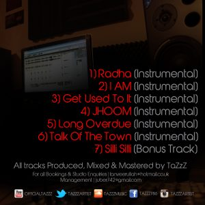 Beats by TaZzZ (Instrumental EP) 2
