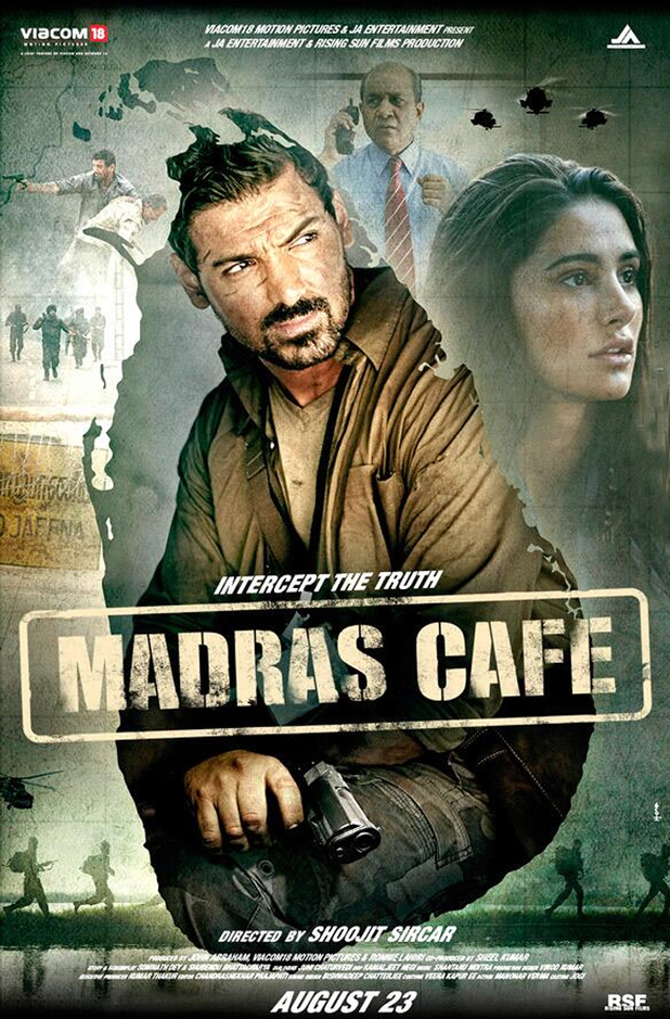 Film Poster Madras Cafe