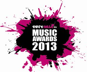 the Brit Asia TV Music Awards 2013