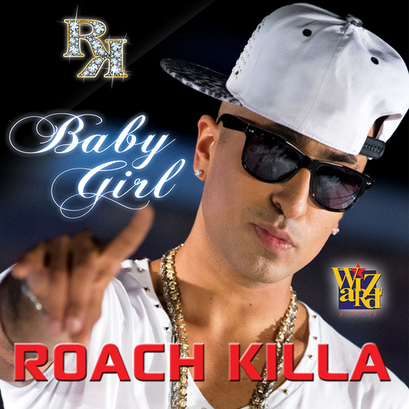ROACH KILLA CD COVER Baby Girl SML
