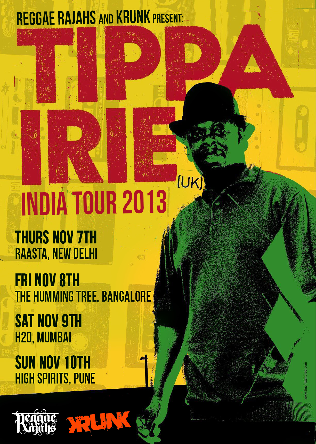 Tippa Irie flyer FINAL