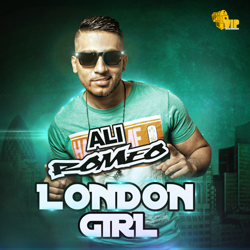 Ali Romeo - London Girl (Official Promo)