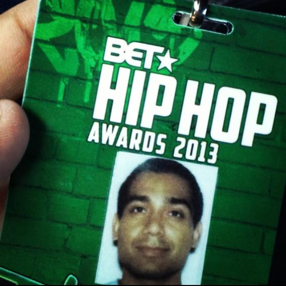 The first Desi rapper at the BET Hip Hop Awards