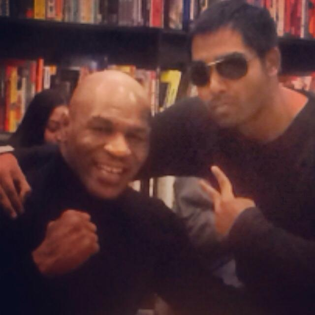 Lazarus & Mike Tyson About to Knock Down The World