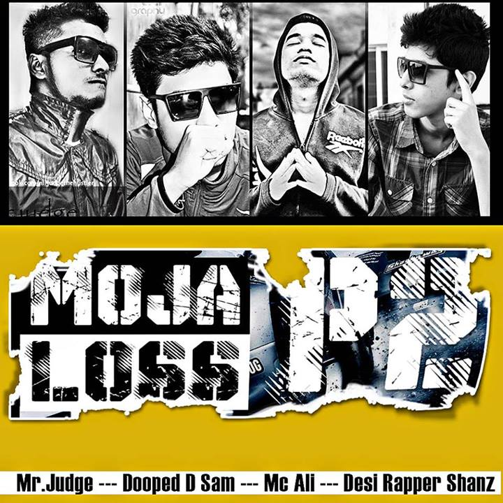 Moja Loss Pt 2 Cover