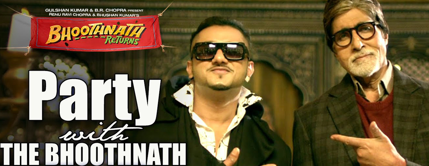 yo-yo-honey-singh-party-with-bhoothnath