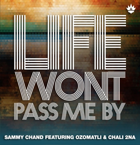 LIFE WONT PASS ME BY - ALBUM COVER