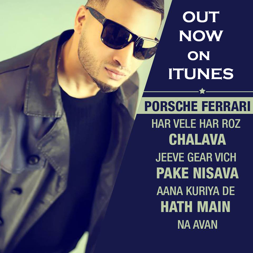 Ali-Shan-Hits-Itunes-World-Chart-Porche-Ferrari