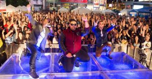 desiFEST finale performance by Culture shock featuring Baba Khan, Sunny Brown and Lomaticc