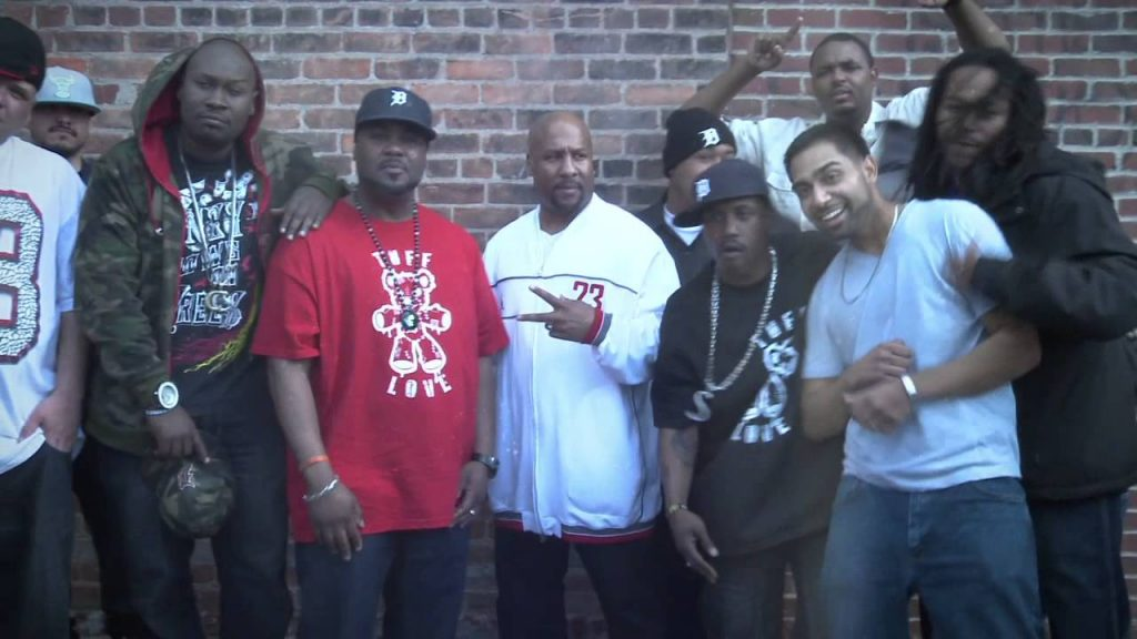 Exclusive! Lazarus & D12 Music Video 'Behind The Scenes' Footage!