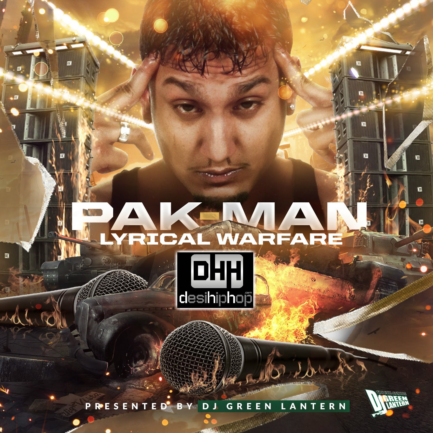 """Lyrical Warfare"" – Pak-Man – Music Video Out Now!"