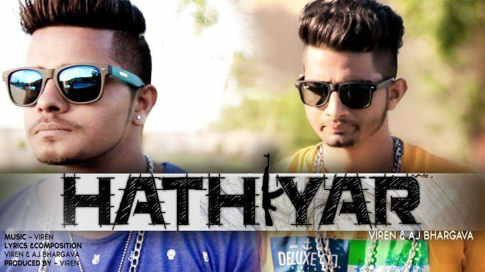 Hathiyar - Viren & AJ Bhargava (Official Video) Desi Hip Hop Inc 1