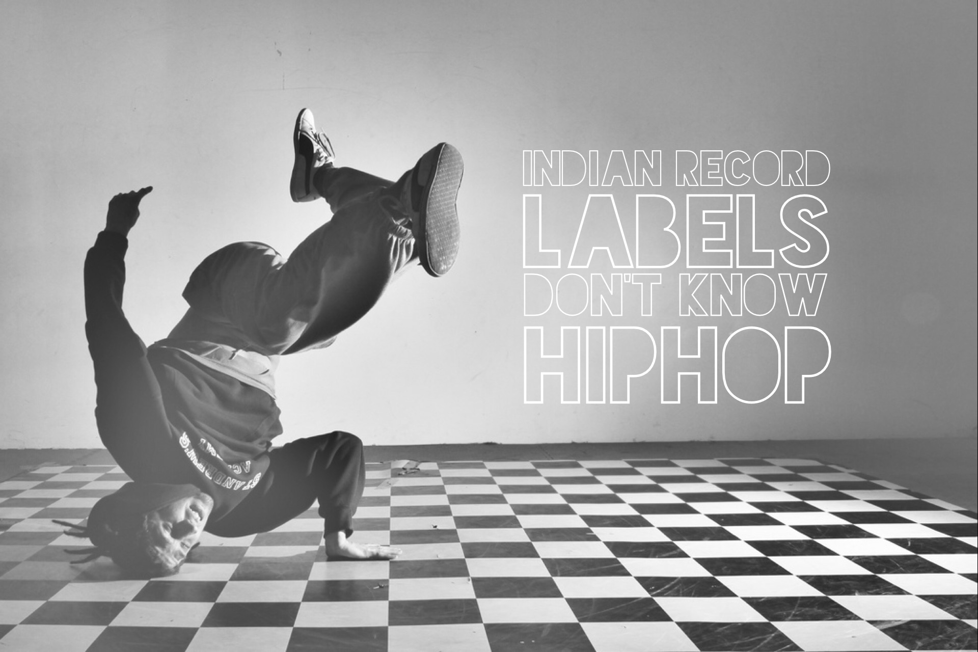 Indian Record Labels Don't Know Hip Hop