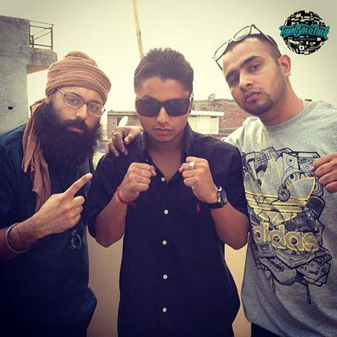 pardhaan seti x guru desi hip hop team back pack cypher