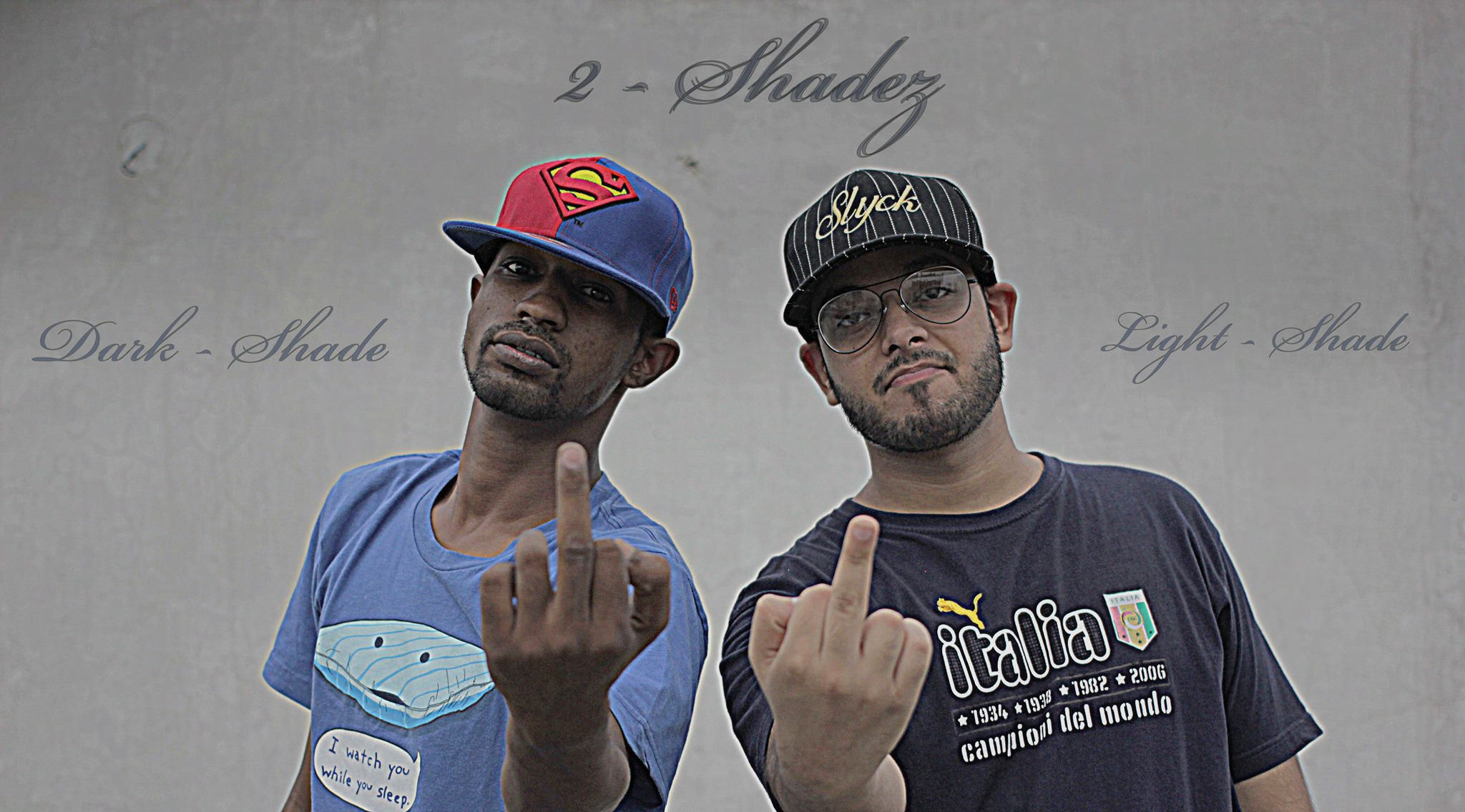 2 shadez slyck and zan underground crew