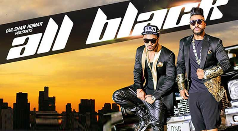 all black sukhe raftaar t series desi hip hop
