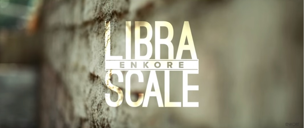 enkore libra scale walk again produced sez