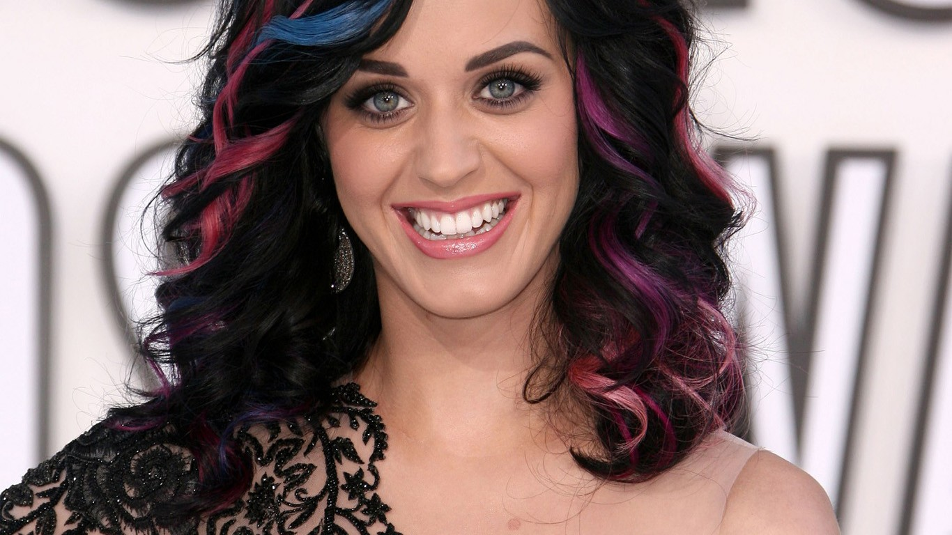 11 music artists katy perry