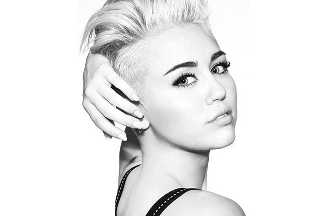 11 Music Artists miley cyrus