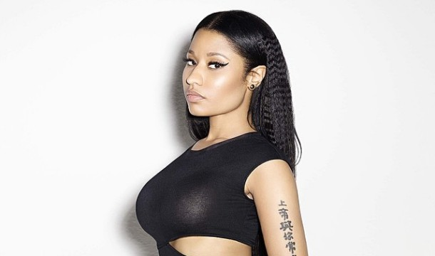 11 music artists nicki minaj