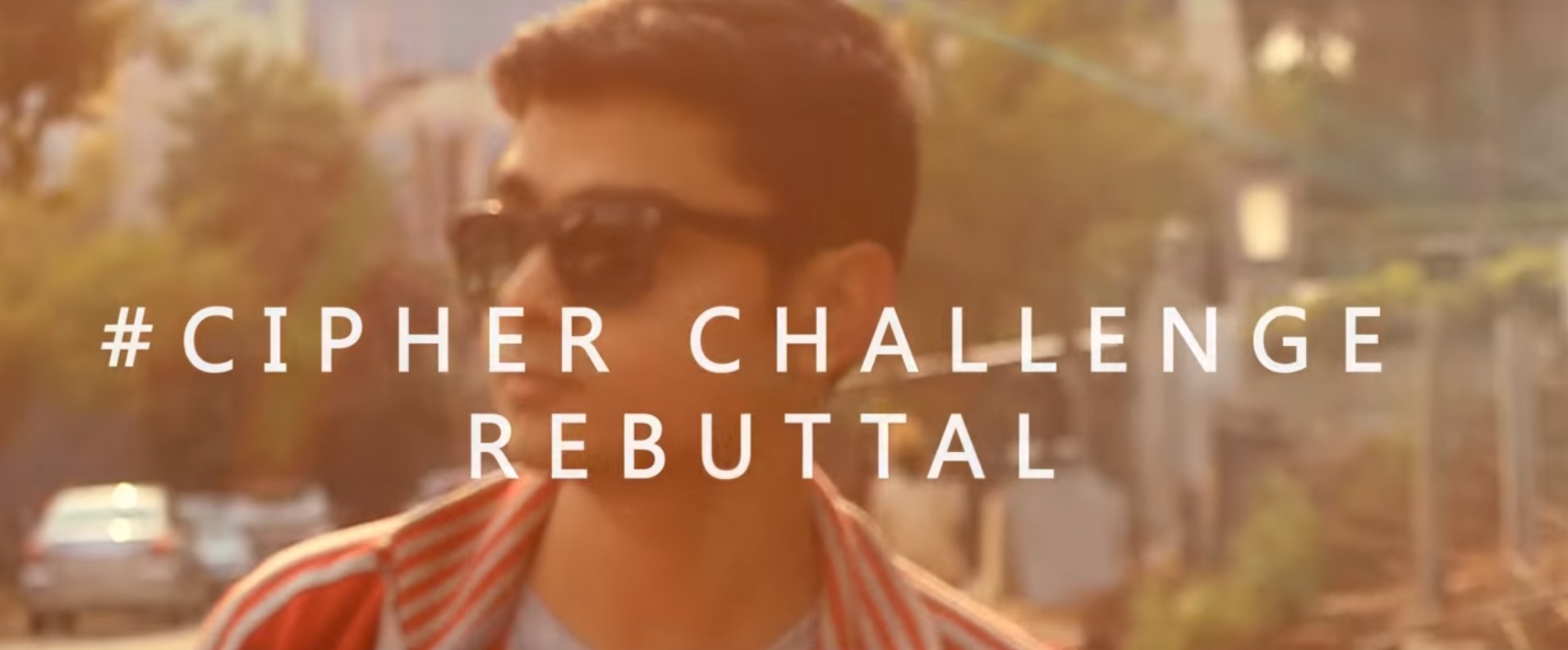 cipher challenge rebuttal youngsta ash