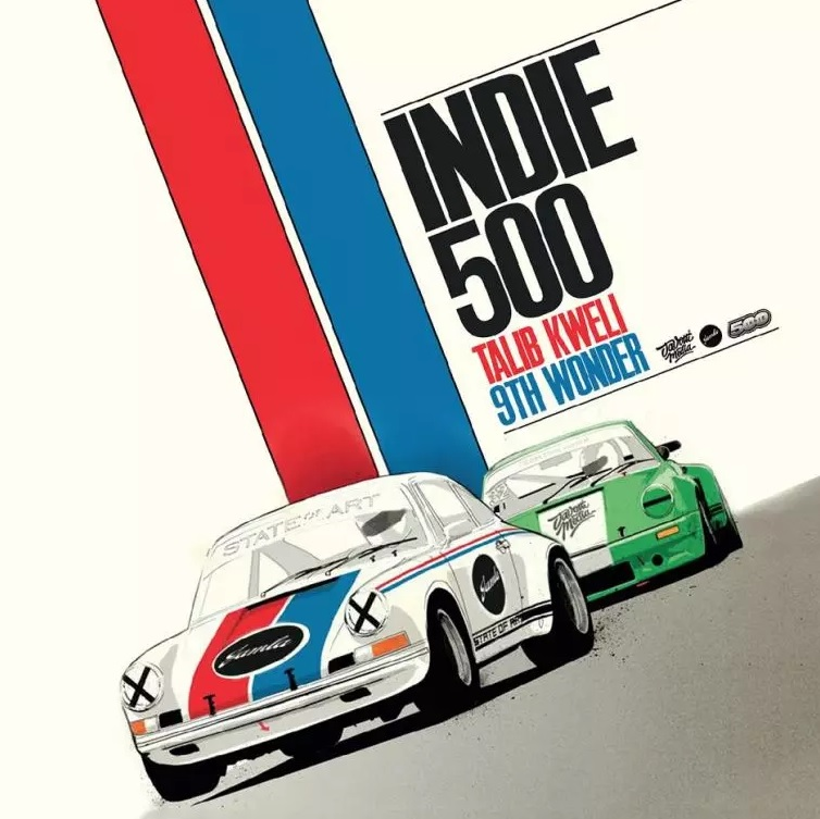 indie 500 talib kweli 9th wonder hip hop