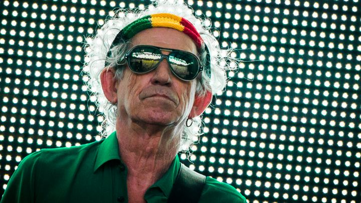 keith richards tone deaf people