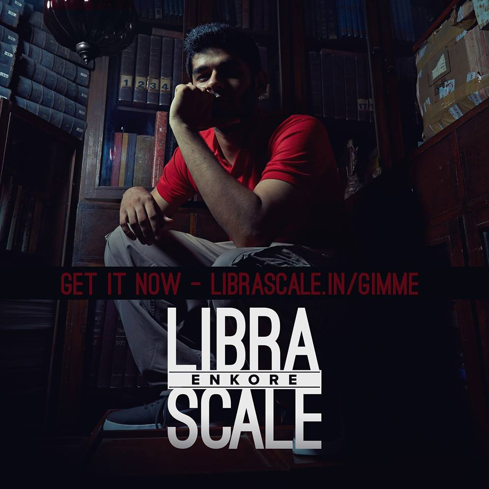 libra scale walk again enkore