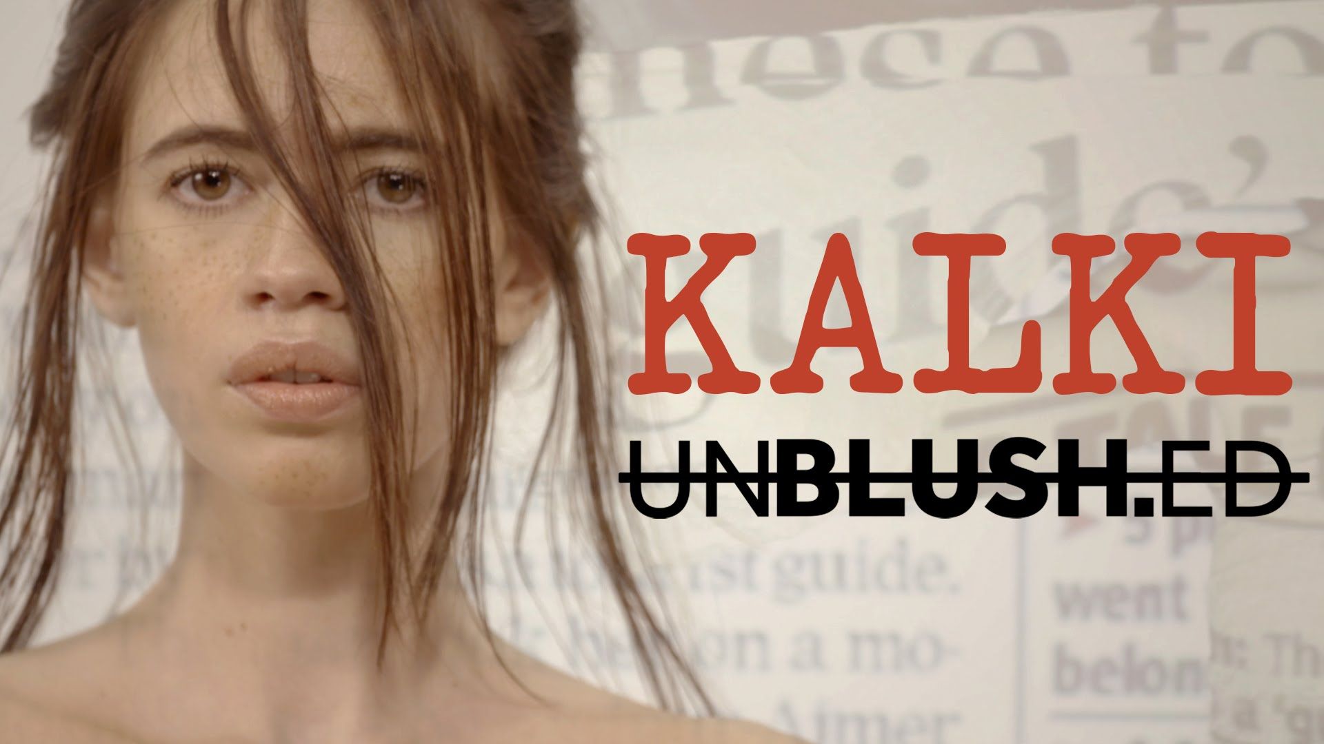 Actress Kalki Koechlin Stuns Everyone With Her Recent Video! - rhythm & poetry
