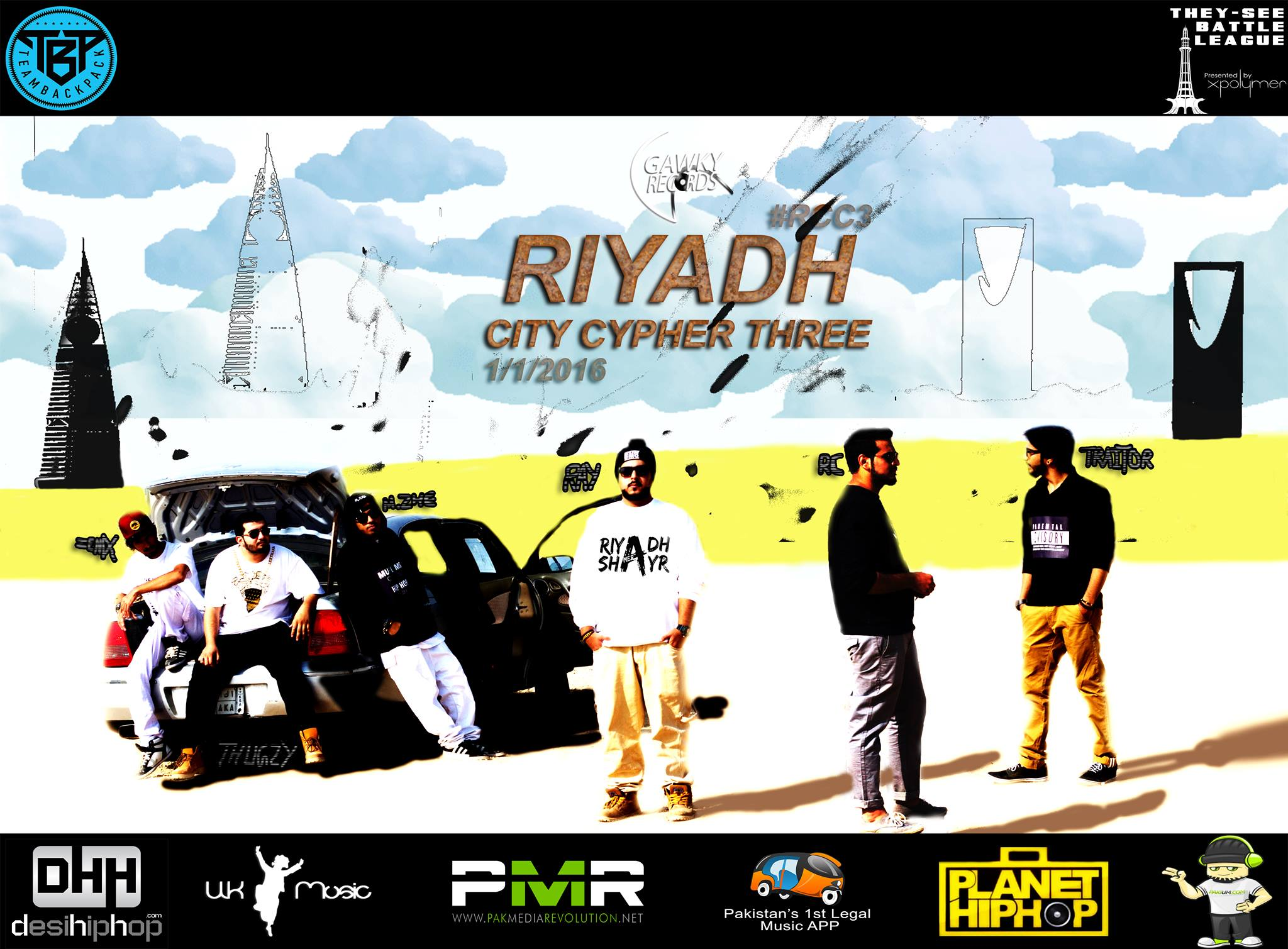 riyadh city cypher