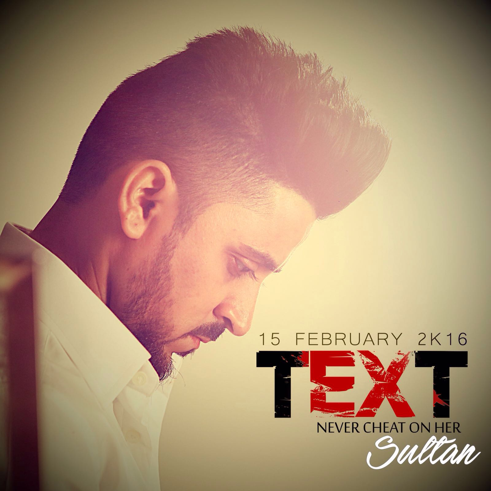 Sultan Drops His First Solo - Text (Never Cheat On Her)