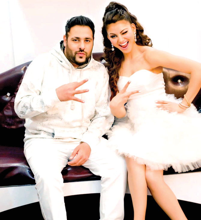 Badshah - Akkad Bakkad (Music Video)