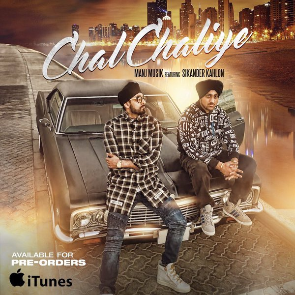 Chal Chaliye - Manj Musik Dropping A West Coast Banger with Sikander Kahlon!