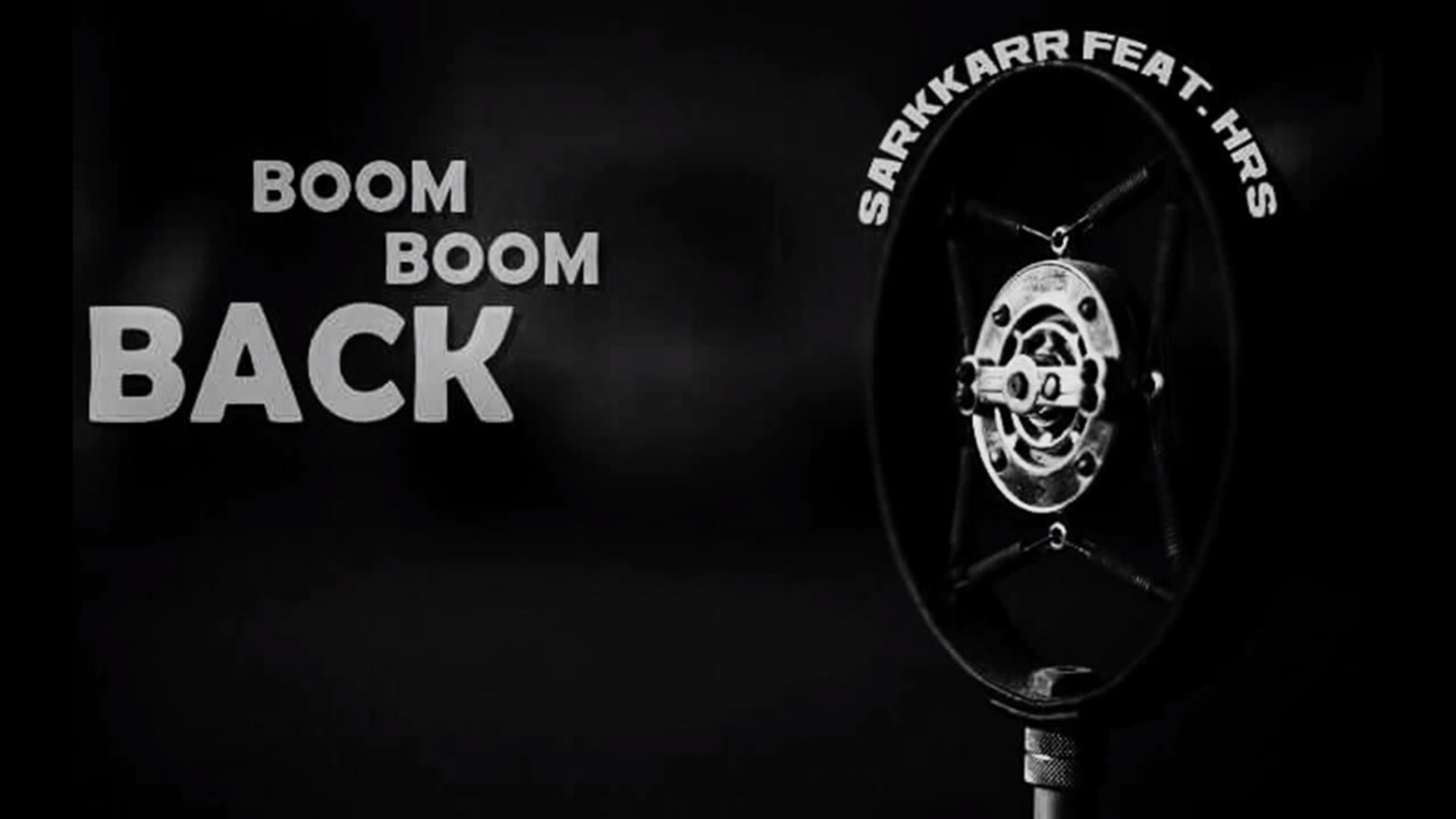 BOOM BOOM BACK - SARkkARR - HINDI RAP SOLDIER