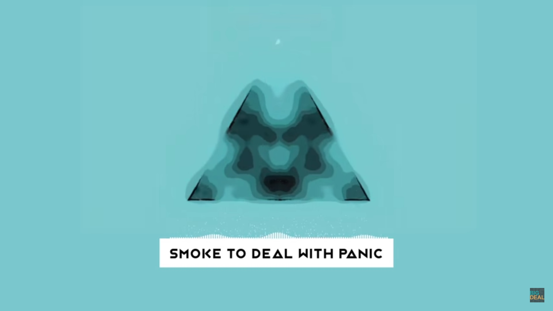 smoke to deal with panic venom