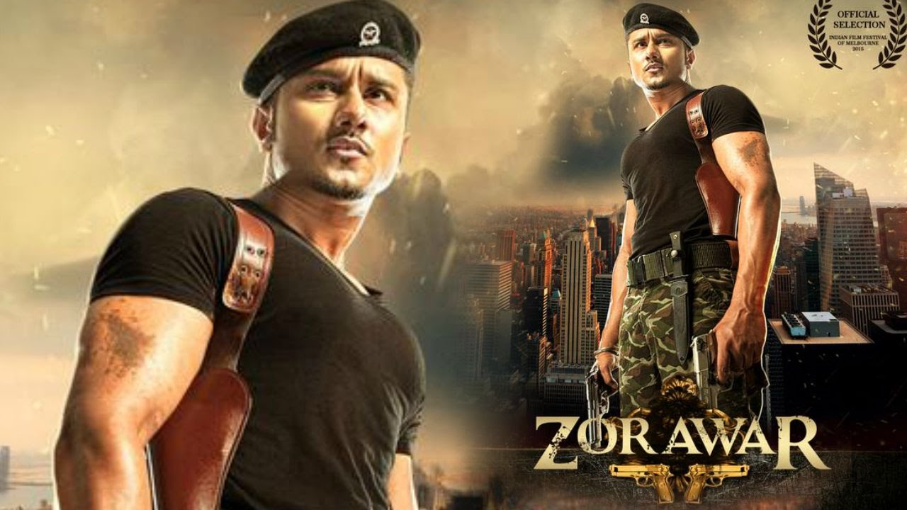 zorawar honey singh yo yo