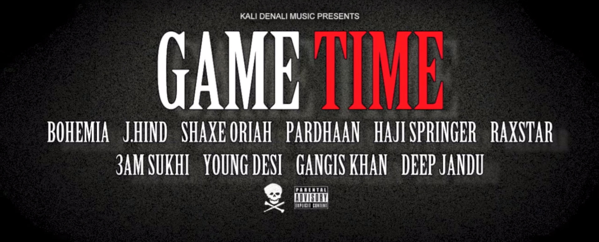 game time bohemia j hind sukhi 3 am pardhaan raxstar