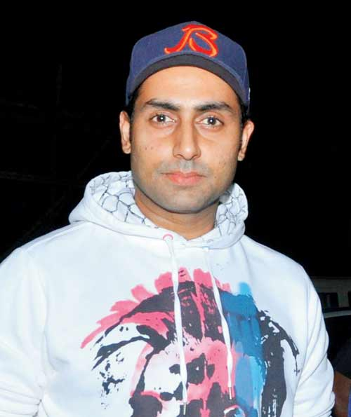 Abhishek Bachchan Will Rap In Housefull 3