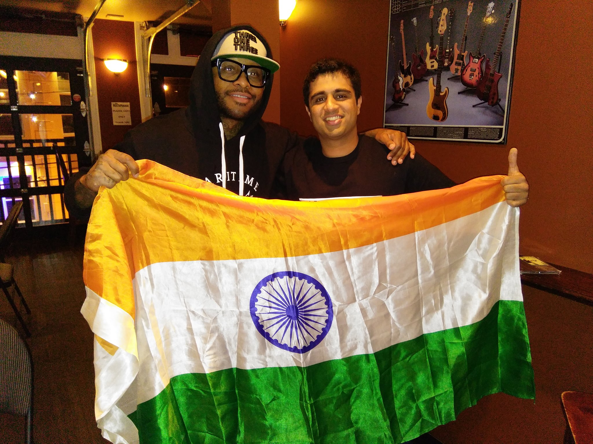 r@plu$t royce da 5 9 indian flag