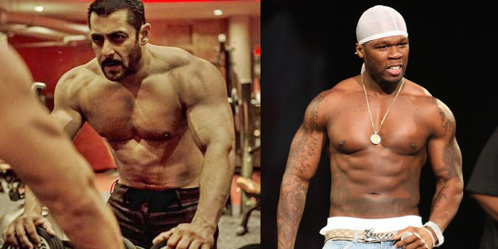 Salman Khan | 50 Cent