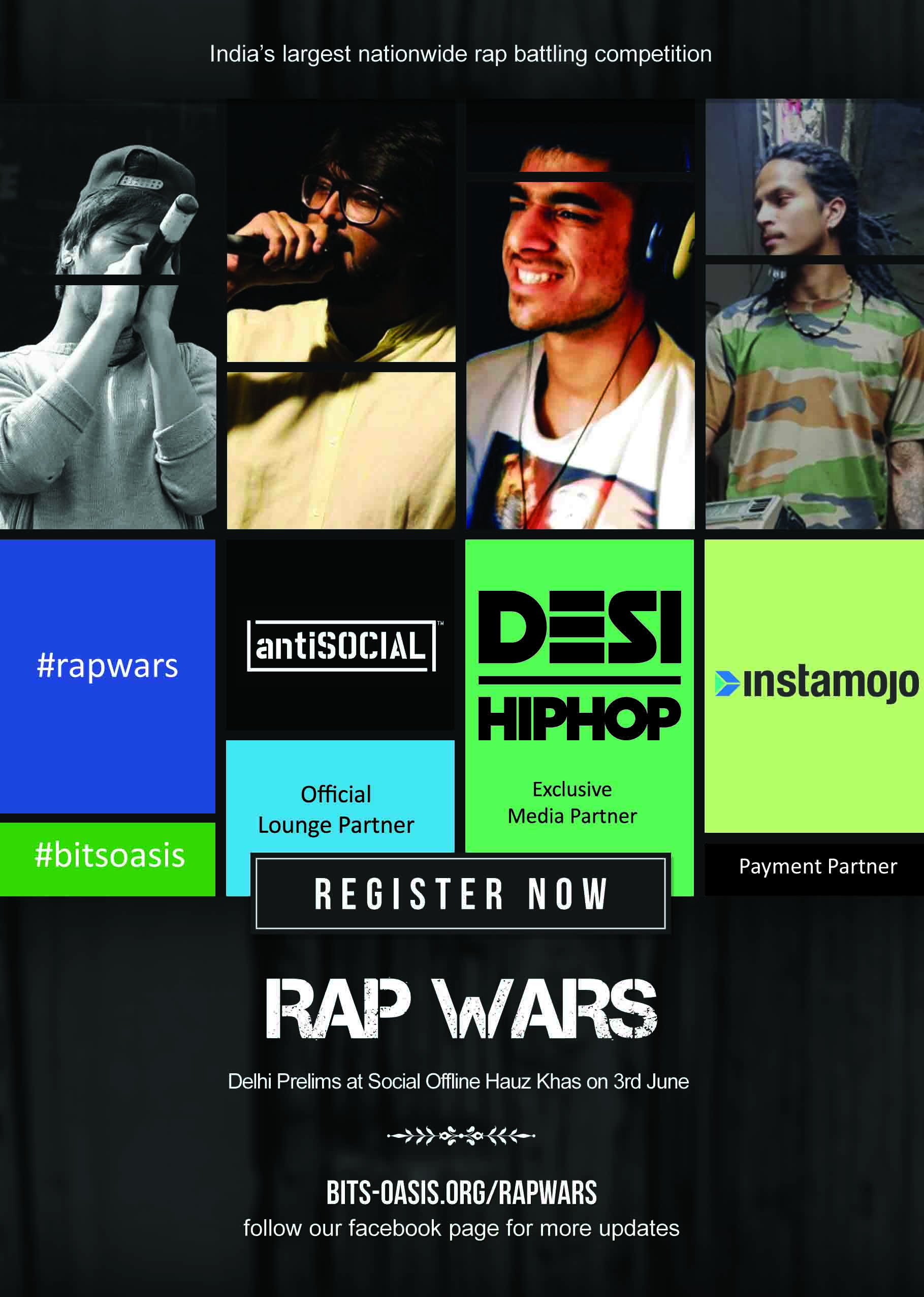 Epic Rap Battles of BITS Pilani - Delhi Prelims