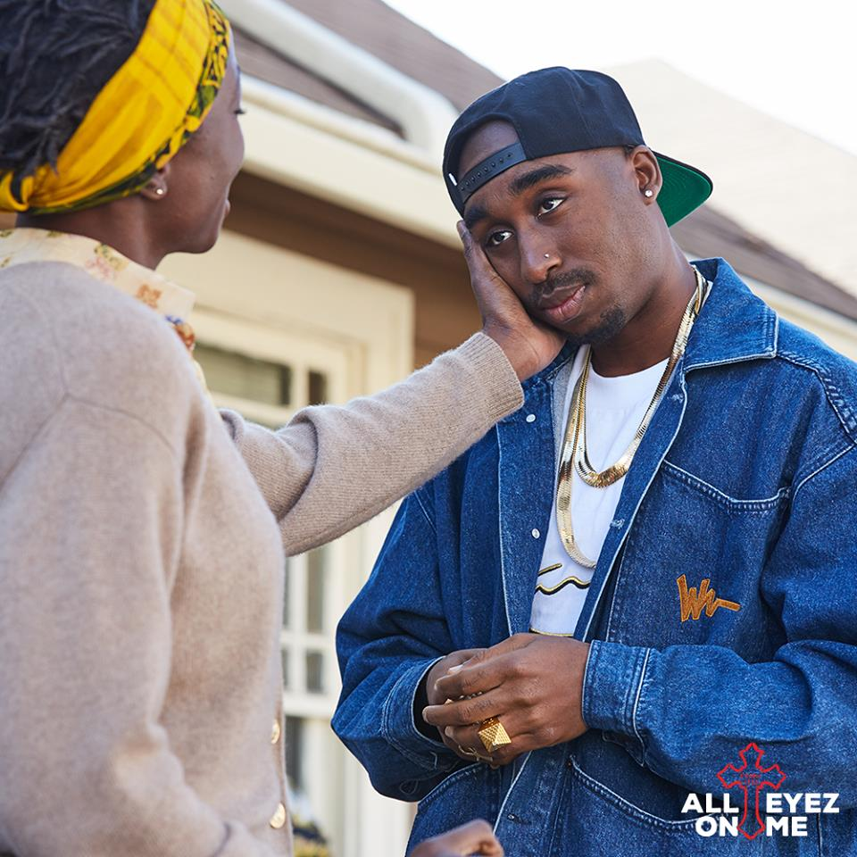 tupac all eyez on me trailer - notorious - tupac biopic