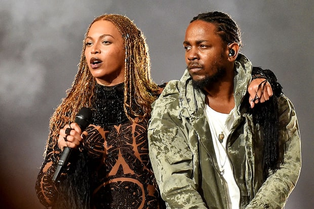 beyonce kendrick lamar bet annual awards