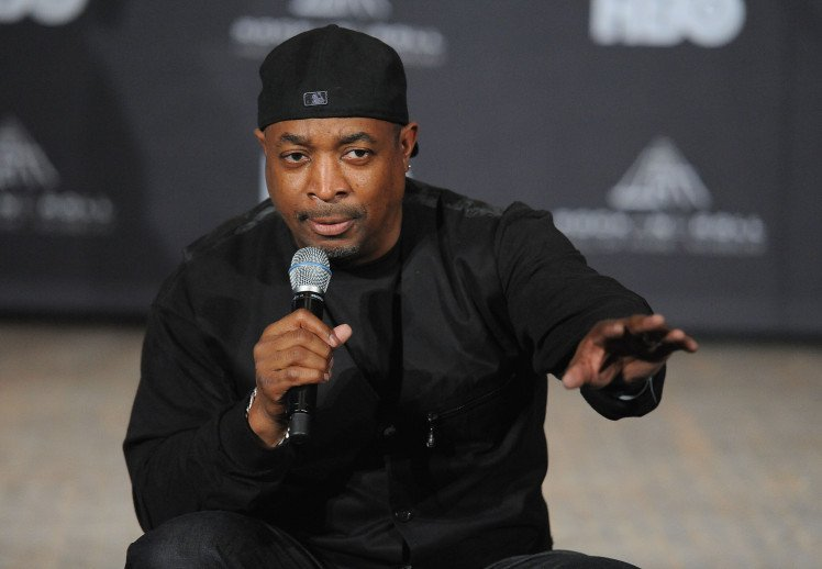 chuck d angry disgrace kanye west - hip hop