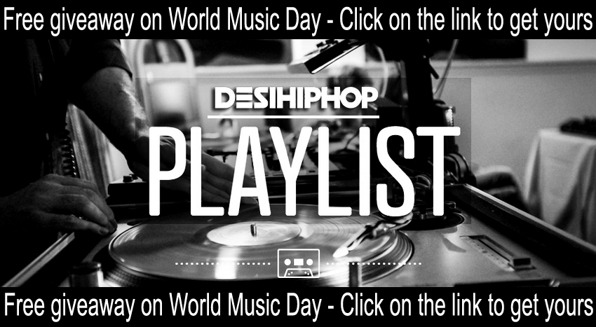 playlist dhh giveaway - world music day