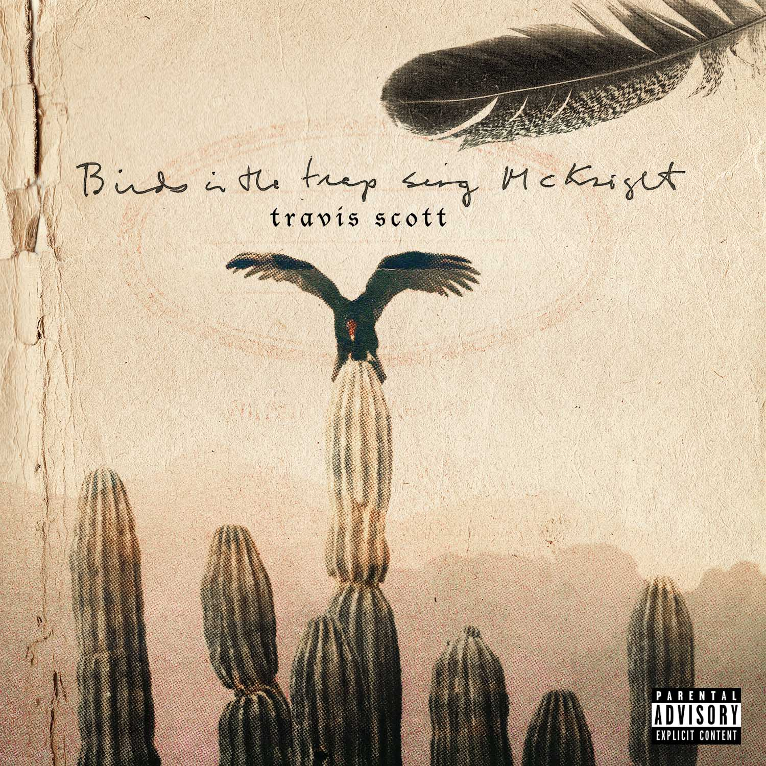 Travis Scott Announces Release Date For Birds In The Trap Sing McKnight