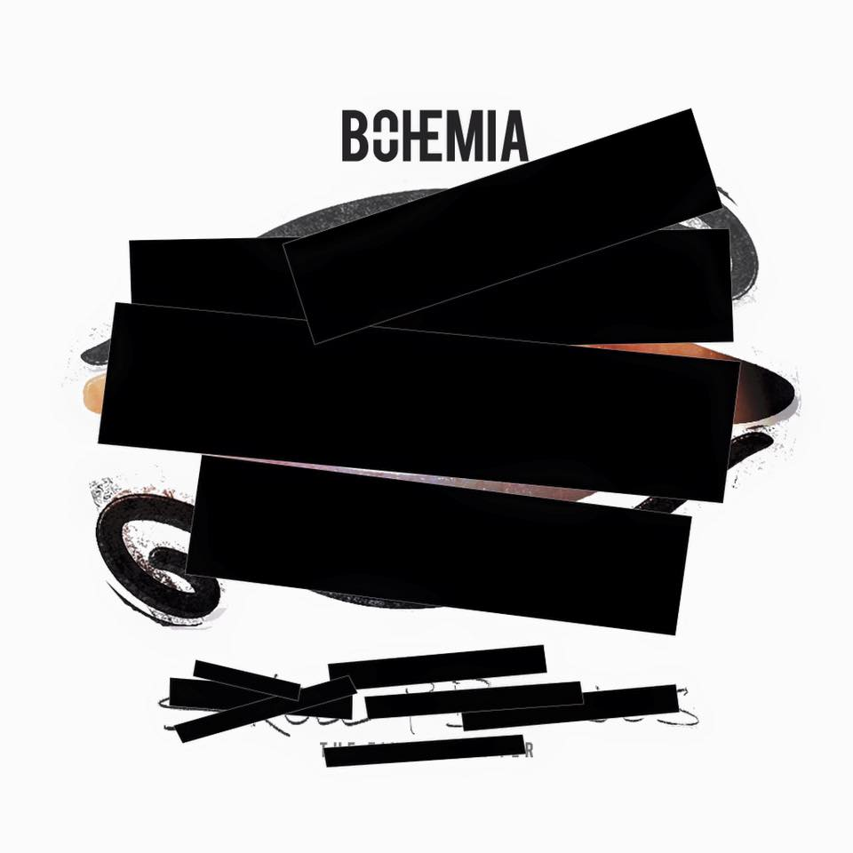 Bohemia Drops New Album Artwork Out Of The Blue